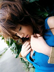 Lovely Asian babe
