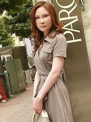 Lovely Asian model