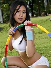 TheBlackAlley Asian Naked Babe
