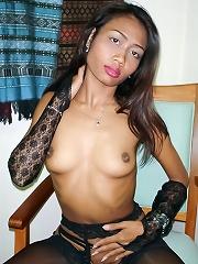 Dark Thai Lek fucked