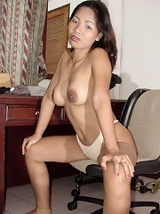 New tits for Thai wife