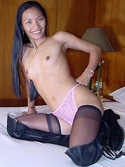 Slim dark Thai One