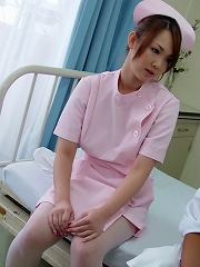 Facialised Japanese teenage girl
