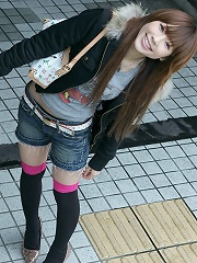 Horny Asian cutie