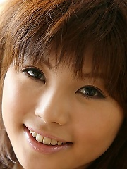 Lovely Asian teen