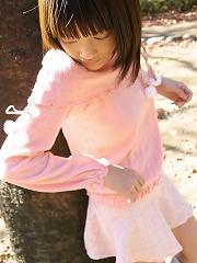 Asian tramp in mini