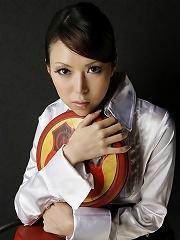 Sexy model Japanese Rino Asuka
