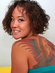 Jandi is originally from Hawaii and of Chinese descent