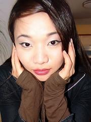 Asian American Girl Yumi