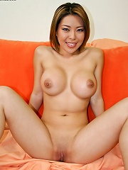20 year old Alexx Zen hails from Orange County, California and is a curvy 33C-25-36. She her here in her first ever X-rated photo and video sets on th